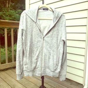 EUC Men's Theory Danen HNC sweatshirt, size Small